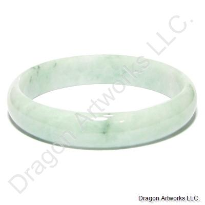 Impeccable Chinese Jade Bangle