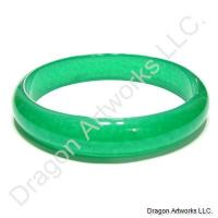Jade Bangle of Good Personal Relationship